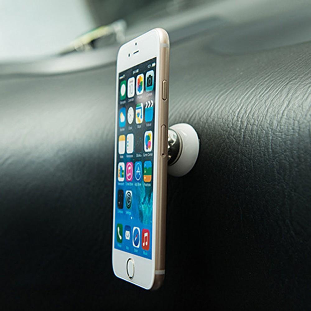 360 Stopni Uniwersalny Uchwyt Samochodowy Telefon Magnetyczne Air Vent Góra Uchwyt Samochodowy Telefon komórkowy Telefon komórkowy Stojak Akcesoria Do Telefonów Komórkowych 4