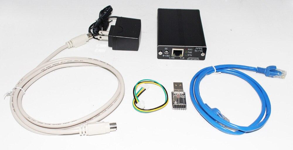 ANT51 APRS TNC tracker net digipeater station météo GPS TTL 8-15 V