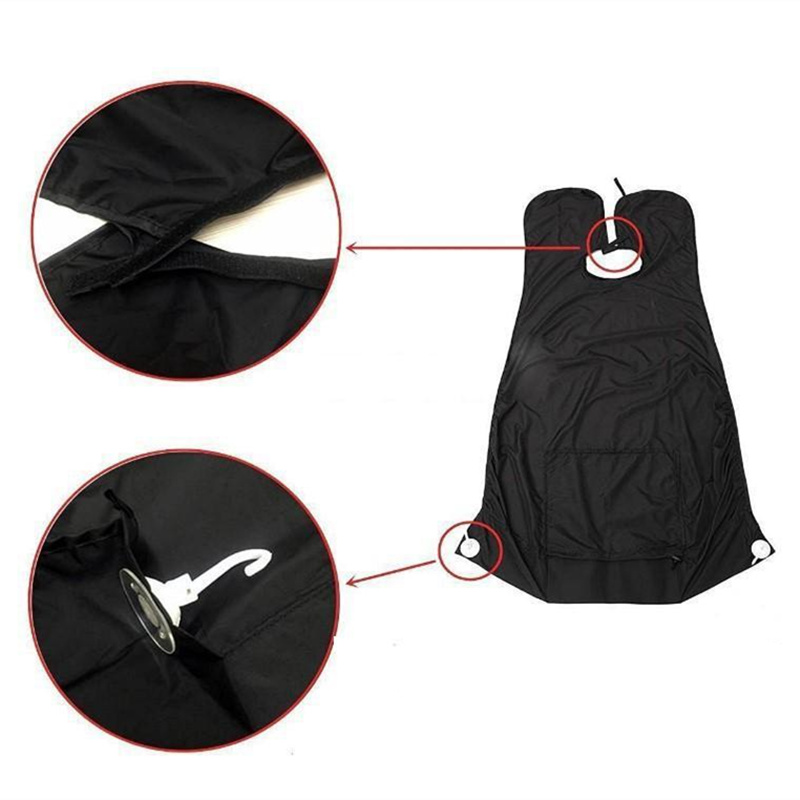 Beard Apron – Beard Catcher, No More Messy Bathrooms 5