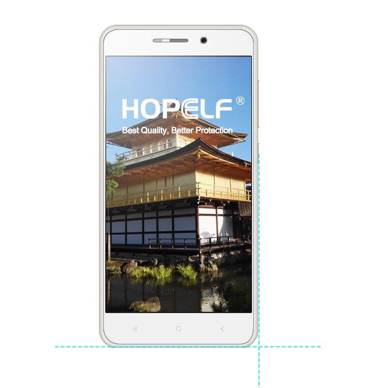 Image 3 - 2 шт HOPELF закаленное стекло для Xiaomi Redmi 4A стекло Защитная пленка для телефона для Xiaomi Redmi стекло 4A закаленное-in Защитные стёкла и плёнки from Мобильные телефоны и телекоммуникации on