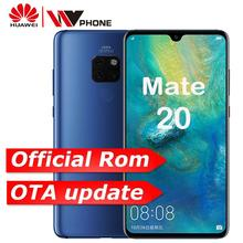Huawe Mate 20 6G 64G Original Mobile Phone 4G LTE Octa Core