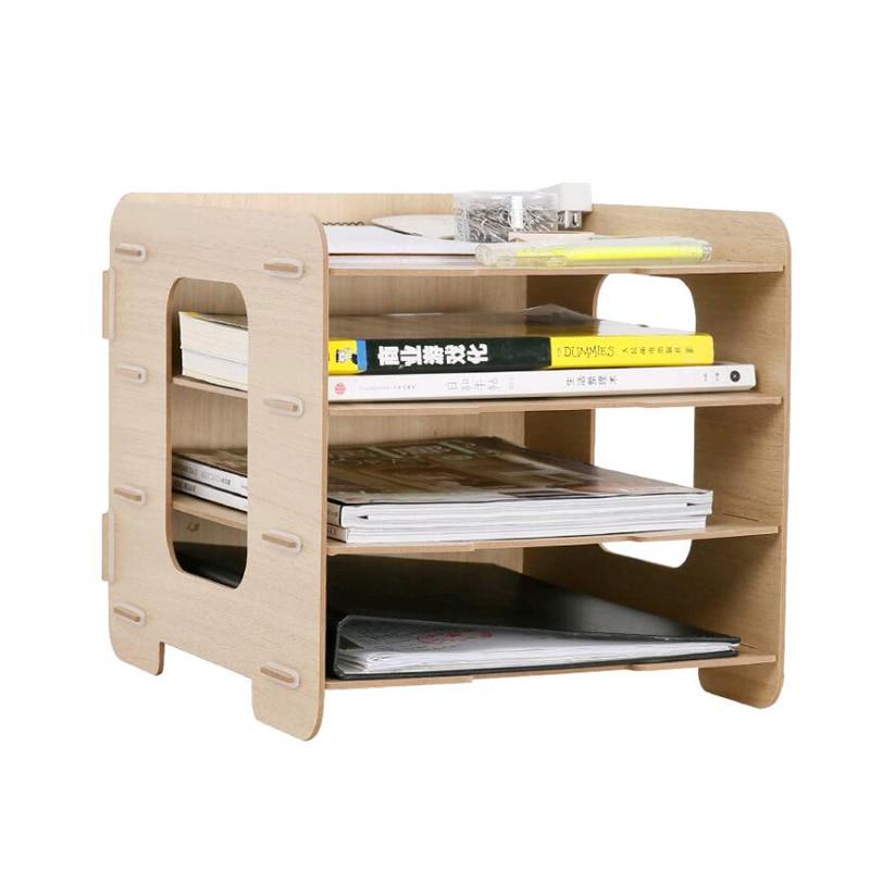 Wooden Supplies Organizer