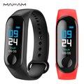 Смарт-часы MAFAM для мужчин и женщин  монитор сердечного ритма  фитнес-трекер артериального давления  умные часы  спортивные Смарт-часы для IOS ...