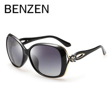 BENZEN Sunglasses Women Polarized Female Sun Glasses For Driving Luxury Ladies Shades  Eyewear Accessories With Case 6179