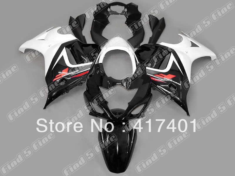 White black red body for gsx650f 08 09 10 gsx 650f 08-10 gsxr650 2008-2010 2008 2009 2010 abs fairing