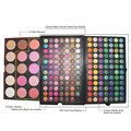 183 Colores de Sombra de Ojos Profesional Paleta de Colores Encantadores Comestic Maquillaje Paleta Sombra de ojos Set Kit