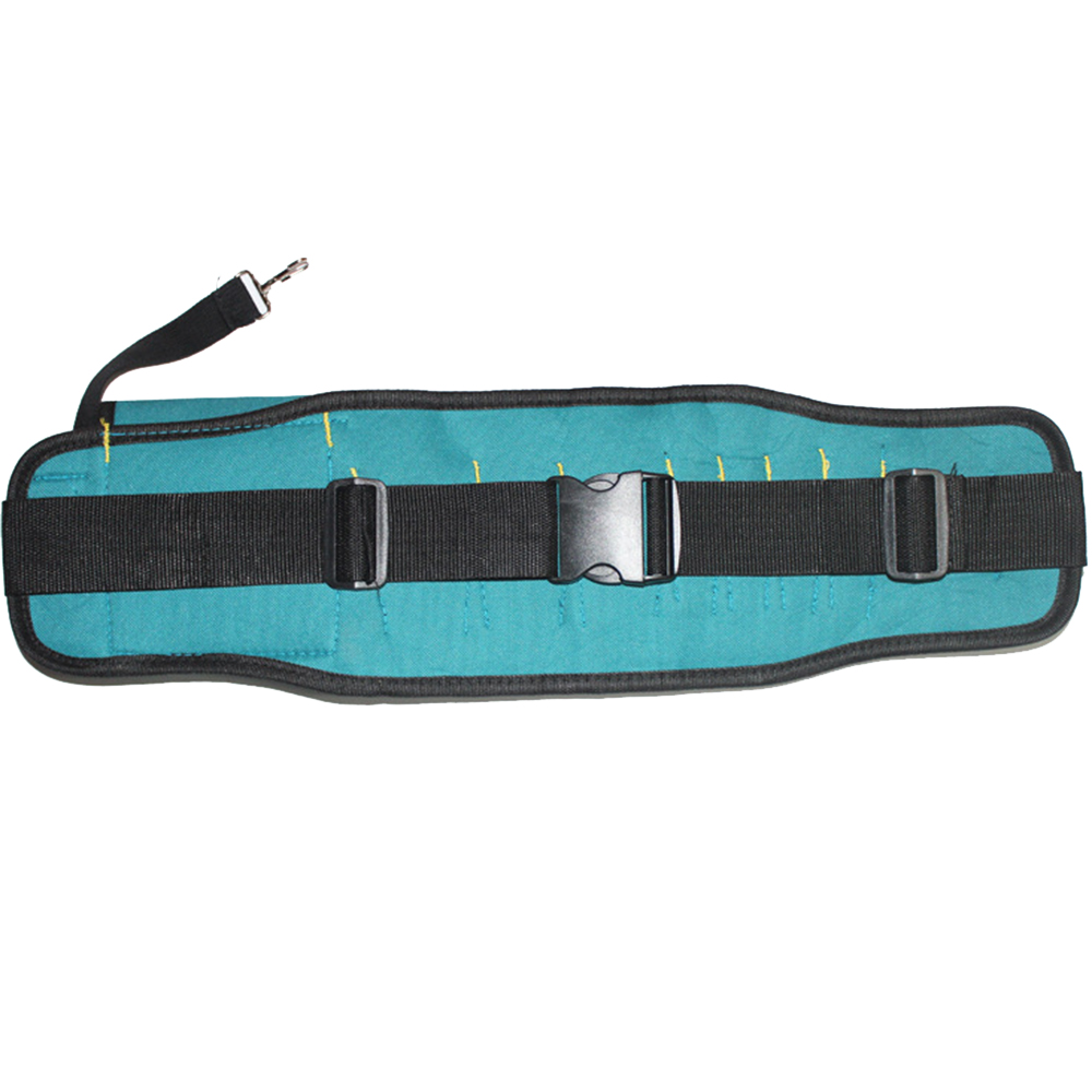 1PC Multi Waterproof Electic Tool Belts Bag Pockets Electrician Waist Belt Pouch Bag