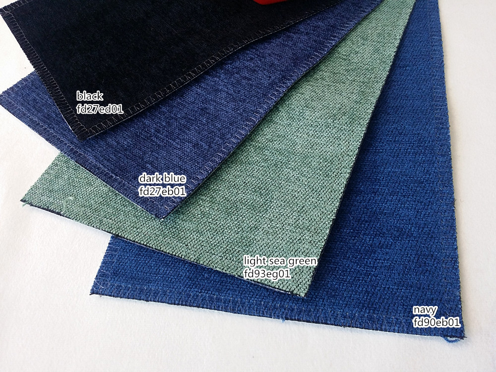 New Quality Modern Quilted Velvet Plain Upholstery Furnishing Fabric Soft Green