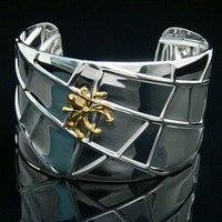ювелирные изделия, 925 серебро jewelrybracelet, ювелирные изделия, пожарные новинка b74