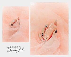 Image 5 - Фотофоны яркий Тюль Марля Студия фото фон ткань для красивых ногтей Серьги Браслет Косметическая фотография