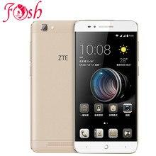 Zte ba610t мобильного телефона mtk6735p quad core android 5.1 1280×720 2 ГБ RAM 8 ГБ ROM 8.0MP 4000 мАч Долгое время Ожидания a2 a1 C880U