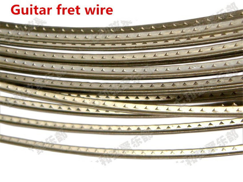 Musical Instruments Guitar Parts & Accessories Clever 10 Pcs High Quality Brass Classical Guitar Fret Wire Width 2.2mm Length 100mm Guitar Fingerboard Line Fret Wire