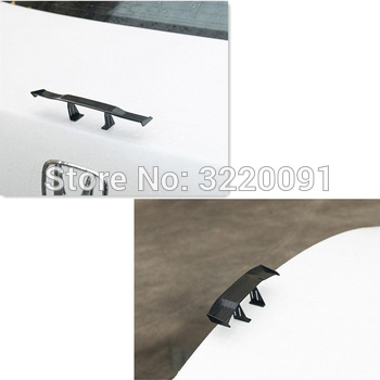 Car-styling Car Mini Tail Wing Spoiler Decoration for BMW E46 E52 E53 E60 E90 E91 E92 E93 F30 F20 F10 F15 F13 M3 Accessories image