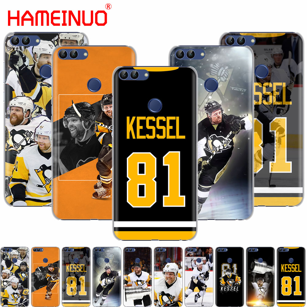 HAMEINUO Phil Kessel 81 <font><b>cell</b></font> <font><b>phone</b></font> Cover Case for <font><b>huawei</b></font> Honor 7C Y625 Y635 <font><b>Y6</b></font> Y7 Y9 2017 2018 Prime