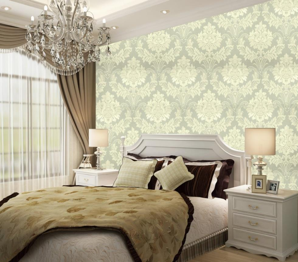 Online Buy Wholesale Textured Damask Wallpaper From China Textured