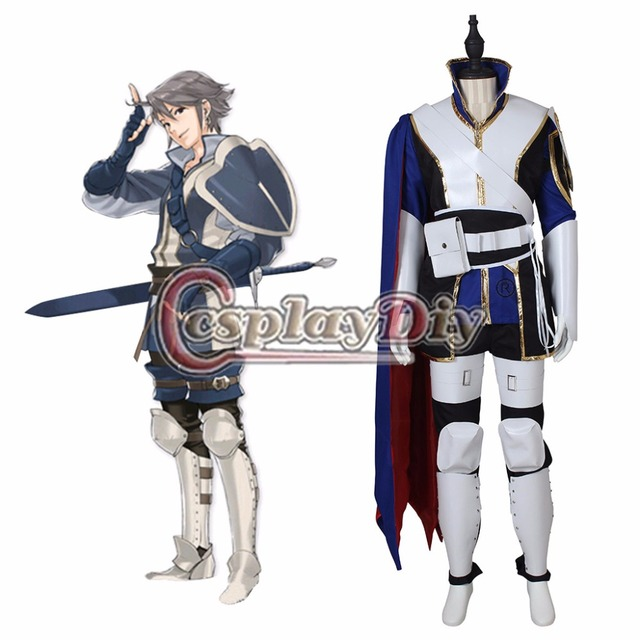 Cosplaydiy Game Fire Emblem Roy Cosplay Costume Binding Blade Adult Men's Carnival Halloween Outfit Custom Made D0506