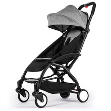 2018 New YoYa Plus Upgrade Lightweight Baby Stroller Easy Foliding Travel Umberaller Trolley Portable On The Airplane