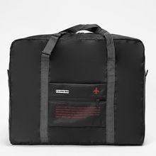 Nylon/Mens/Female Travel Bag Hand Luggage/Large Capacity Black/Fashion Bag/Waterproof
