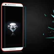 Premium Toughened Protective Guard For HTC Desire 620 620G 820 Mini D820mu LCD Front Tempered Glass