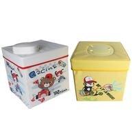 New Ozone Ultraviolet Storage Box Toy Organizer for Baby Kids Underwear Socks Cloth UV Light Sterilizer Machine
