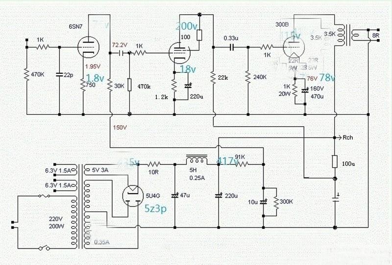 300B(1.1) Diagram