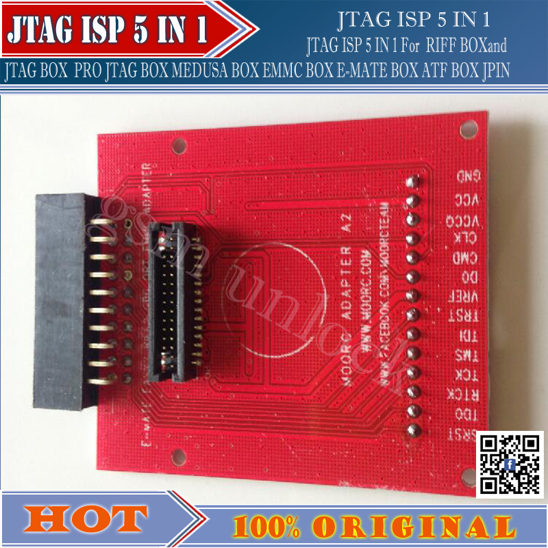 gsmjustoncct FREE SHIPPING JTAG ISP 5 IN 1 For RIFF JTAG <font><b>Box</b></font> MEDUSA EMMC <font><b>E</b></font>-<font><b>MATE</b></font> <font><b>BOX</b></font> ATF <font><b>BOX</b></font> image