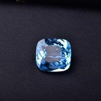 50.5ct топаз отличного качества, чуть чуть драгоценный камень. Технические характеристики: 22*20,8*12 мм