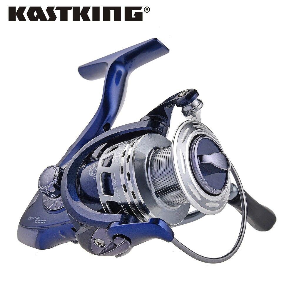 Kastking triton 11bbs metal body spinning reel fishing for Carp fishing reels