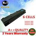 Al por mayor nueva 6 celdas de batería portátil para toshiba qosmio t752 Satellite B352 T652 C805 C855 L850 L855 M800 PA5024U Envío gratis