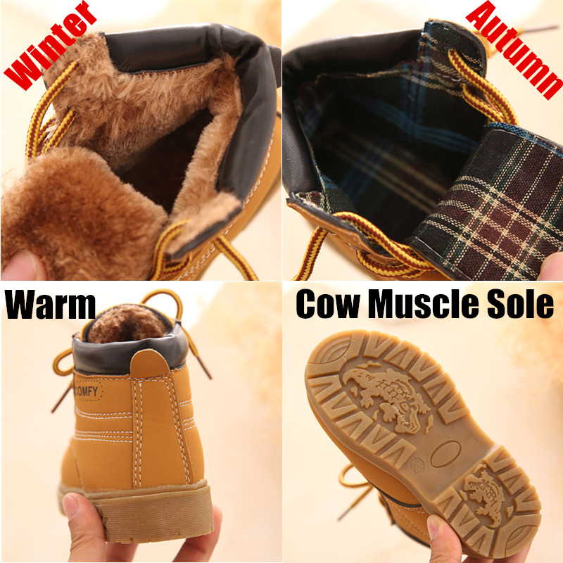 Winter-Fashion-Child-Leather-Snow-Boots-For-Girls-Boys-Thicken-Warm-Martin-Boots-Shoes-Casual-Plush-Child-Baby-Toddler-Shoe-2