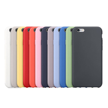 Для iPhone XS Max XR X 8 плюс 7 Чехол Shockpoof подлинное качество силиконовый чехол имеет логотип