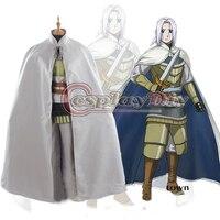 Anime Arslan senki wind Arslan Cosplay Costume Luxury Prince Adult Mens Halloween Cosplay Costume Full Set Clothing