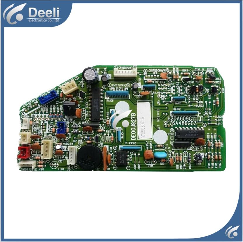 95% new Original for air conditioning Computer board DE00J927B H2DA609G11 SE76A486G03 circuit board