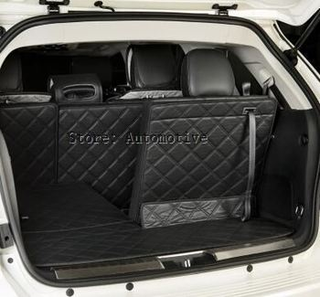 Free shipping 2014 for Fiat Freemont 7seats luggage mats wear-resisting waterproof leather mats 2012-2013 forFreemont trunk mats