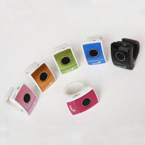 Image 3 - Smart Wireless 2.4G Anello di Barretta Del Mouse con Funzione di Anello Presentatore per Il Computer Portatile Notebook Pc con Trasporto Libero