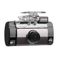 Anytek G200 2,7 ips Сенсорный экран 4 К UHD Wi Fi Видеорегистраторы для автомобилей Камера Двойной объектив gps Logger видео Регистраторы Ночное видение g се