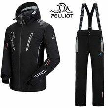 Пелльо хлопка-проложенный водонепроницаемый, dhl лыжный тепловой сноуборд бесплатно дышащий теплый куртка