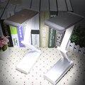 Чтение Настольных СВЕТОДИОДНАЯ лампа исследование глаз складной Аккумуляторная Настольная Лампа общежитие настольная лампа для чтения книги света