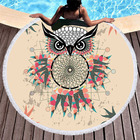 Cute Owl 550G Round ...