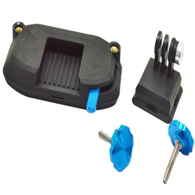 Accesorios de la cámara gopro deporte nuevo juego de pinzas de acción de montaje de cámara para gopro hero 4s/4/3 +/3/2/1 para yi cámara dsd-b271