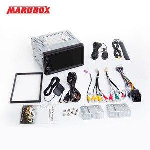 Image 5 - وحدة ماروبوكس 706PX5DSP للرأس يونيفرسال 2 Din 8 Core أندرويد 9.0 ، 4GB RAM ، 64GB ، ملاحة جي بي إس ، راديو ستيريو ، بلوتوث ، لا دي في دي