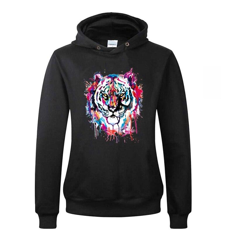 Färgglada tigerplåster Järn på överföringar Patch för kläder - Konst, hantverk och sömnad - Foto 4