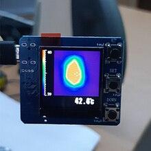 AMG8833 IR conjunto de imágenes térmicas infrarrojas, Resolución 8x8, Módulo Sensor de temperatura, desarrollo