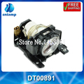 Cheap compatible projector lamp bulb DT00891 for CP-A100 ED-A100 ED-A110 CP-A101 CP-A100 CP-A100J CP-A101 ED-A100 ED-A100J ...