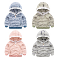 Baby Hoodie and 2017 new children Korean head boy cotton children's wear casual jacket
