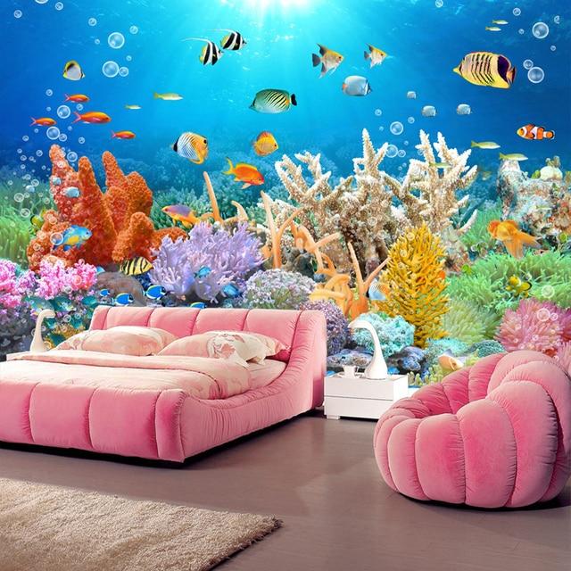 Aquarium Background to Print