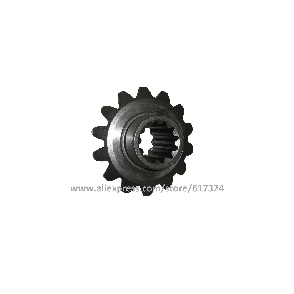 SG254.31.147, the driving gear of the front axle for China Yituo tractor SG254 tc02311010047 tc0231101004 the housing for front axle