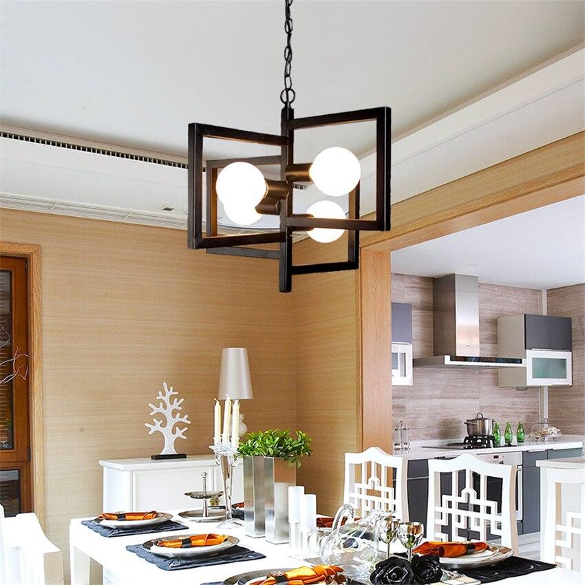 Living Room Quartet Aliexpress Buy Post Modern New Design Geometry Chandelier