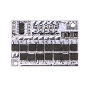 Image 2 - Carte de Protection de batterie au Lithium LMO de vie de Li ion LiFePO4 de 12V 100A 4S BMS