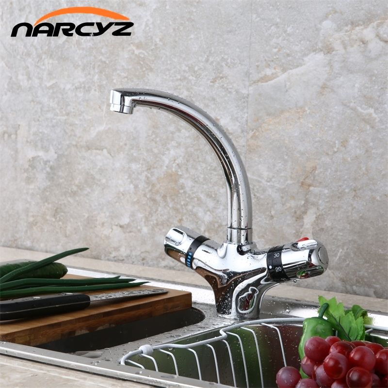 Modern thermostatic brass basin tap faucet made in china XR AL 828A
